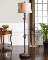 Thurmont Bronzed Floor Lamp