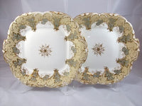 Early Elegant English Tea Dessert Set