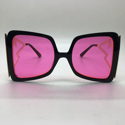 Chic Oversize Square Sunglasses For Women
