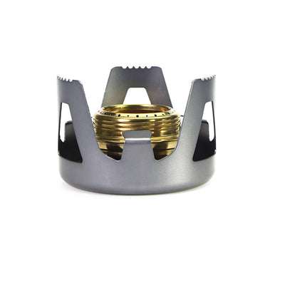Mini Ultra-light Alcohol Stove - Portable Camping Stove