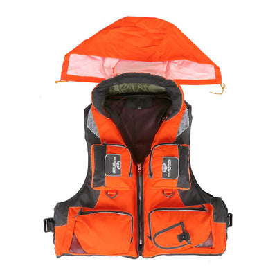 Fishing Life Jacket Water Sports Safety Life Vest