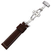 Italian Genuine Leather Watch Straps Watch Bands 22 mm For Samsung Gear