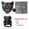 Nylon Mesh Reflective Dog Harness - Sports Training Dog Harness Size M L