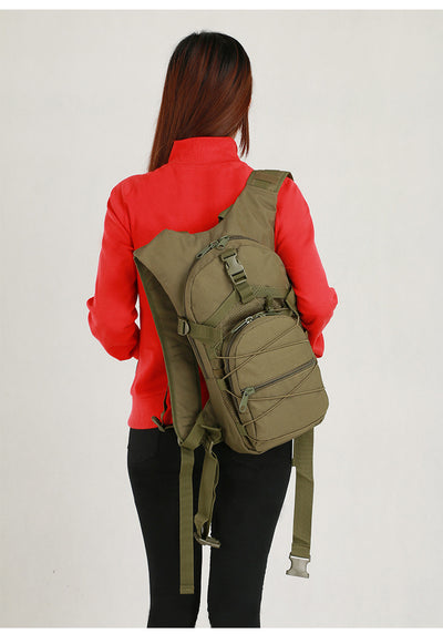 New Tactical Military Backpack - 800D Oxford Fabric Climbing Bags 15L