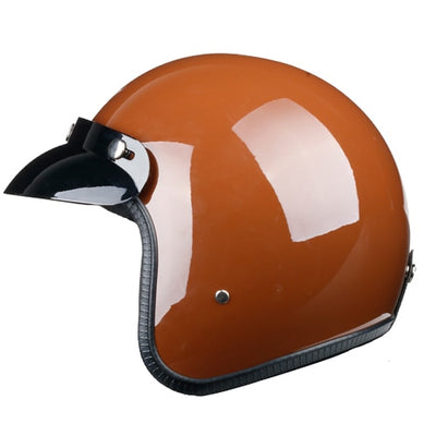 Vintage Open Face Motorcycle Helmets