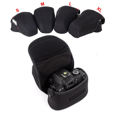 DSLR Camera Inner Soft Bag Case For Nikon D Series and Canon Cameras