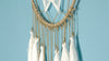 Tassel & Lace Dream Catcher Wall Hanging Decor