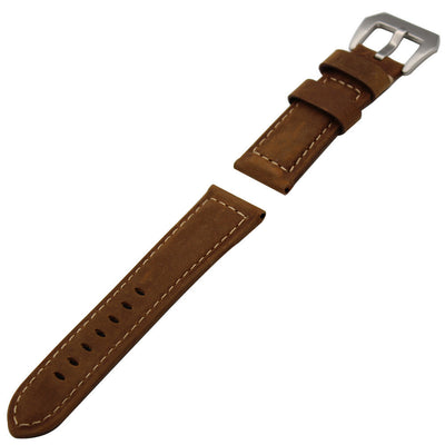 Genuine Leather Watch Straps Watch Band 22mm 24mm for Panerai Luminor & Radiomir