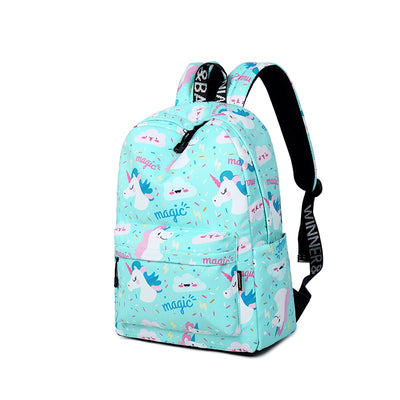 Waterproof Laptop Unicorn Backpack Bag 14-15.6 inch School Bag