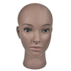 Mannequin Head With Clamp For Makeup Practice, Hats Display