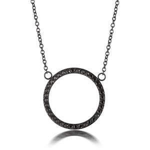 Circle Massive Thin Black