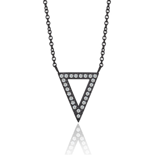 Triangle Black/White