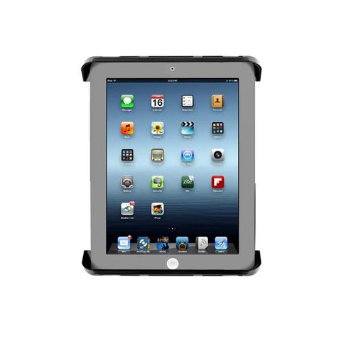 RAM Tab-Tite™ Cradle for iPad 1,2,3 & 4 w/ or w/out Light Case (RAM-HOL-TAB3U) - Image1