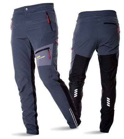 MEN'S BICYCLE SAFETY PANTS - Cerenit