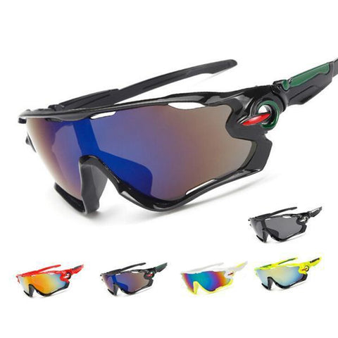 MEN'S WINDPROOF SPORTS CYCLING SUNGLASSES - Cerenit