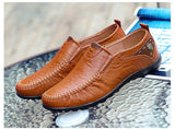 CHIVALROUS ITALIAN LEATHER LOAFER - Cerenit