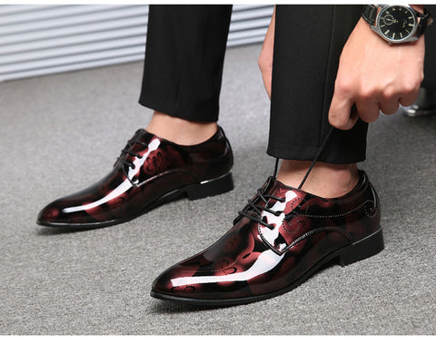 ADMIRAL DELUXE DRESS OXFORDS - Cerenit