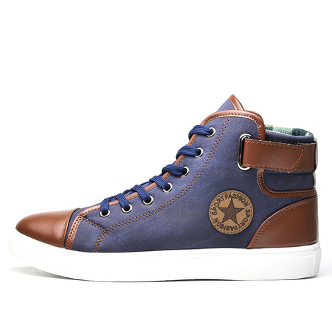 CLASSIC CANVAS HIGH-TOPS - Cerenit
