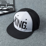 HIP HOP KING QUEEN CAP - Cerenit