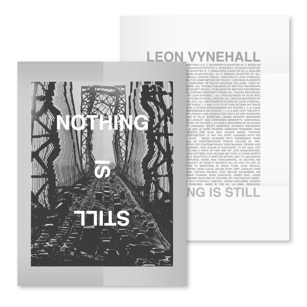 NOTHING IS STILL - CD