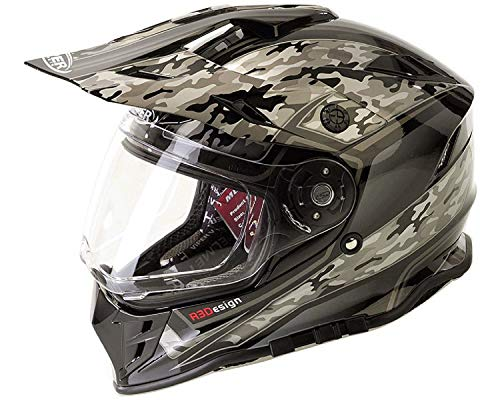 full face motorcycle helmets