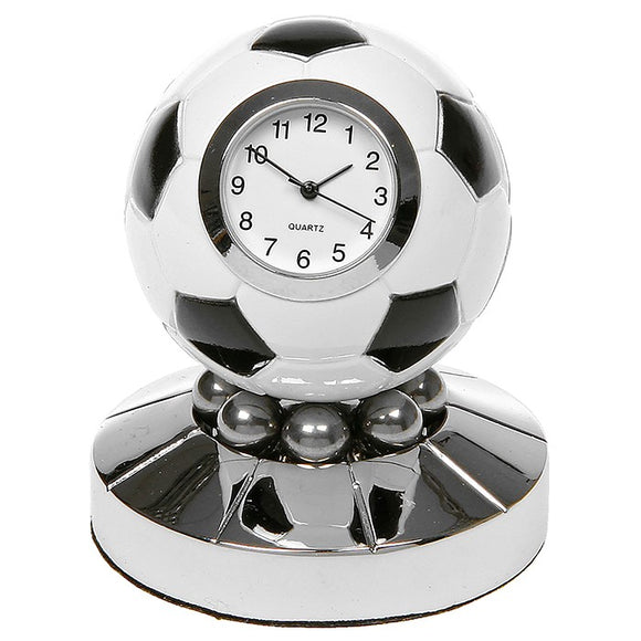 Techno World Football Clock
