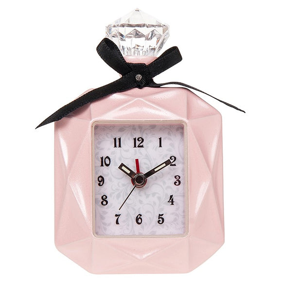 Techno Perfume Bottle Clock 285142