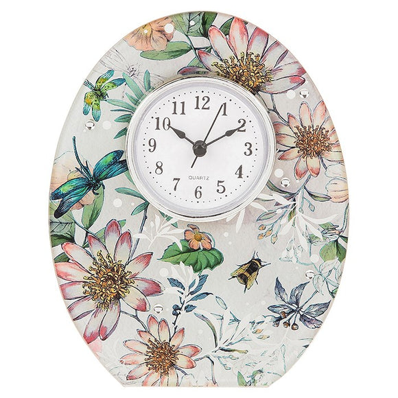 Mayfly Meadow Clock 285596