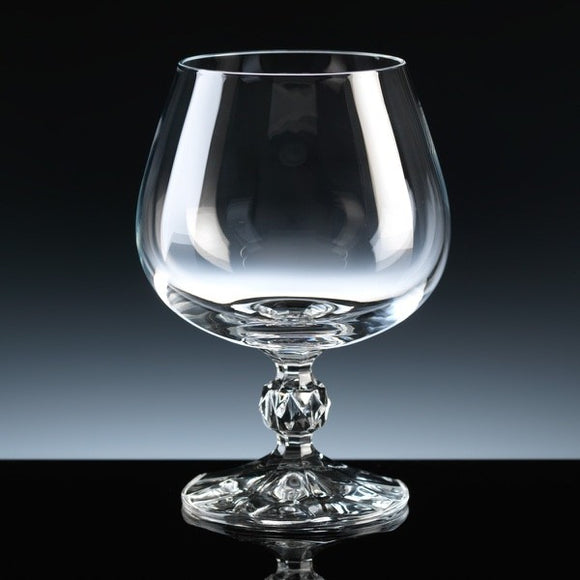 300.11D: 10oz Claudia Brandy Glass, Blue Box