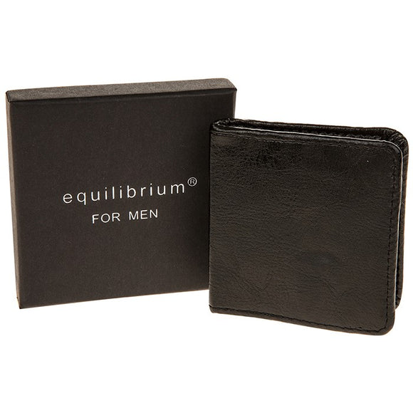 EQ For Men Coin Purse Black 69937