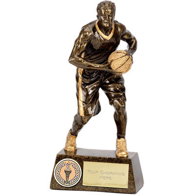 Pinnacle Male Basketball Trophy