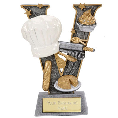 V Series Silver Resin Baking Award