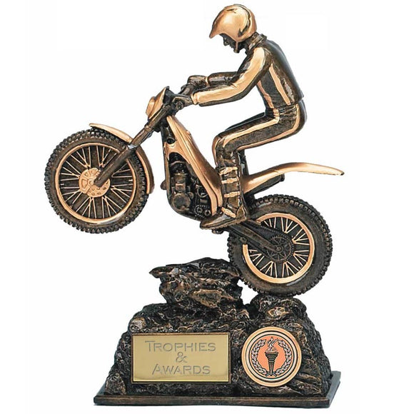 Trials Bike Motorsport Award
