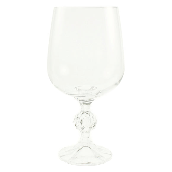 CRY105 CLAUDIA WINE GOBLET 340GM
