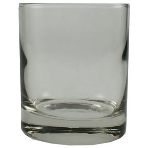 CRY123 PLAIN STRAIGHT WHISKEY TUMBLER