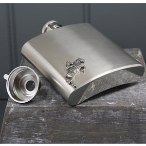 Stainless Steel Hip Flask CS234
