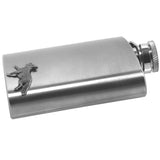 6oz Stainless Steel Hip Flask CS241