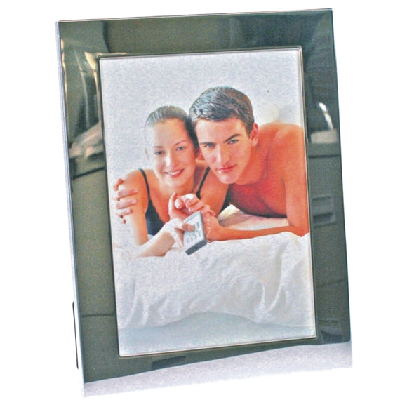 HBA0505 5X7 INCH PLAIN SHINEY PICTURE FRAME