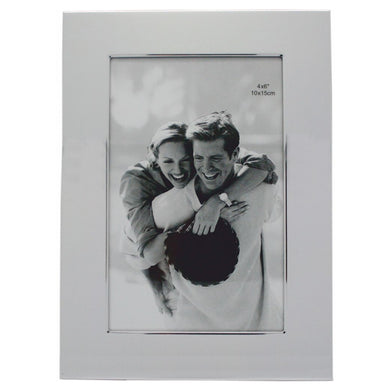 HBA0508 8X10 INCH PLAIN SHINEY PICTURE FRAME