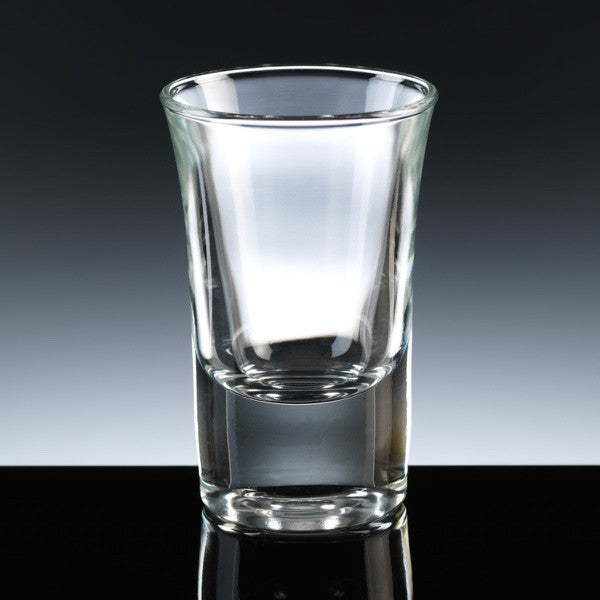 400.51B  6x 1oz Hot Shot Glasses