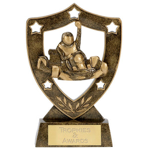 Shield Star Karting Motorsport Award