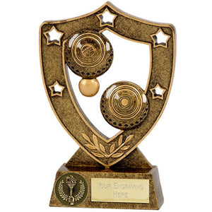 Star Shield Bowls Trophy