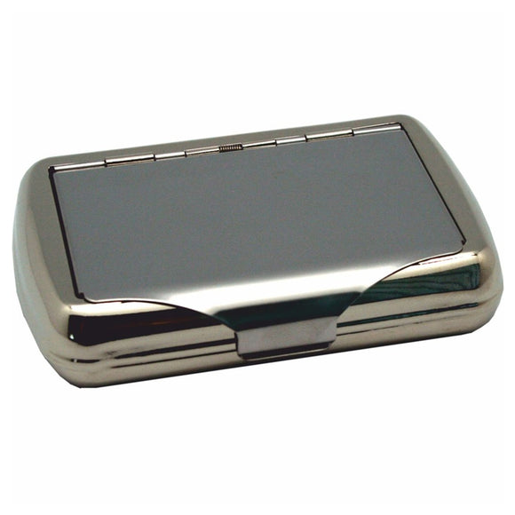 OTLTTP4 TOBACCO BOX HIGH POLISH WITH INTERNAL PAPER HOLDER