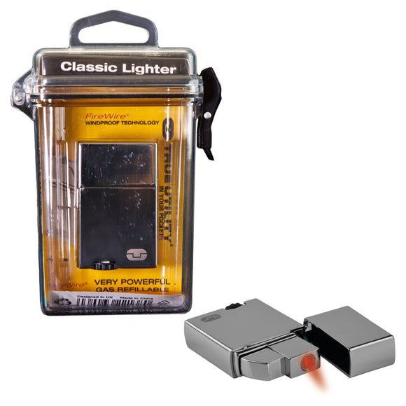 TRX460 TRUE UTILITY CLASSIC LIGHTER IN WEATHERPROOF HARD CASE