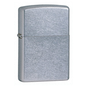 Z207 ZIPPO STREET CHROME LIGHTER REGULAR