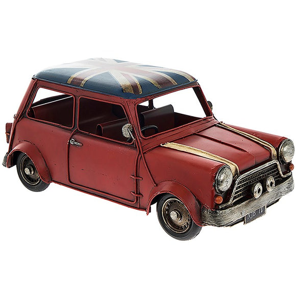 Tin Transport Mini Red LP42171