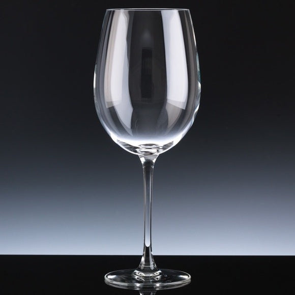 330.70B: 6 Tulip Grand Wine Glasses - 75cl, Blue Box