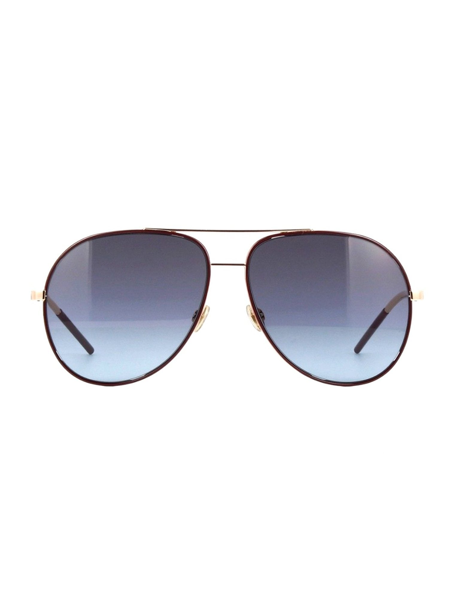 bdfcfb6494 Dior - Astral Aviator Sunglasses - Burgundy Gold   Gray Petrol Gradient -  ForwardModa
