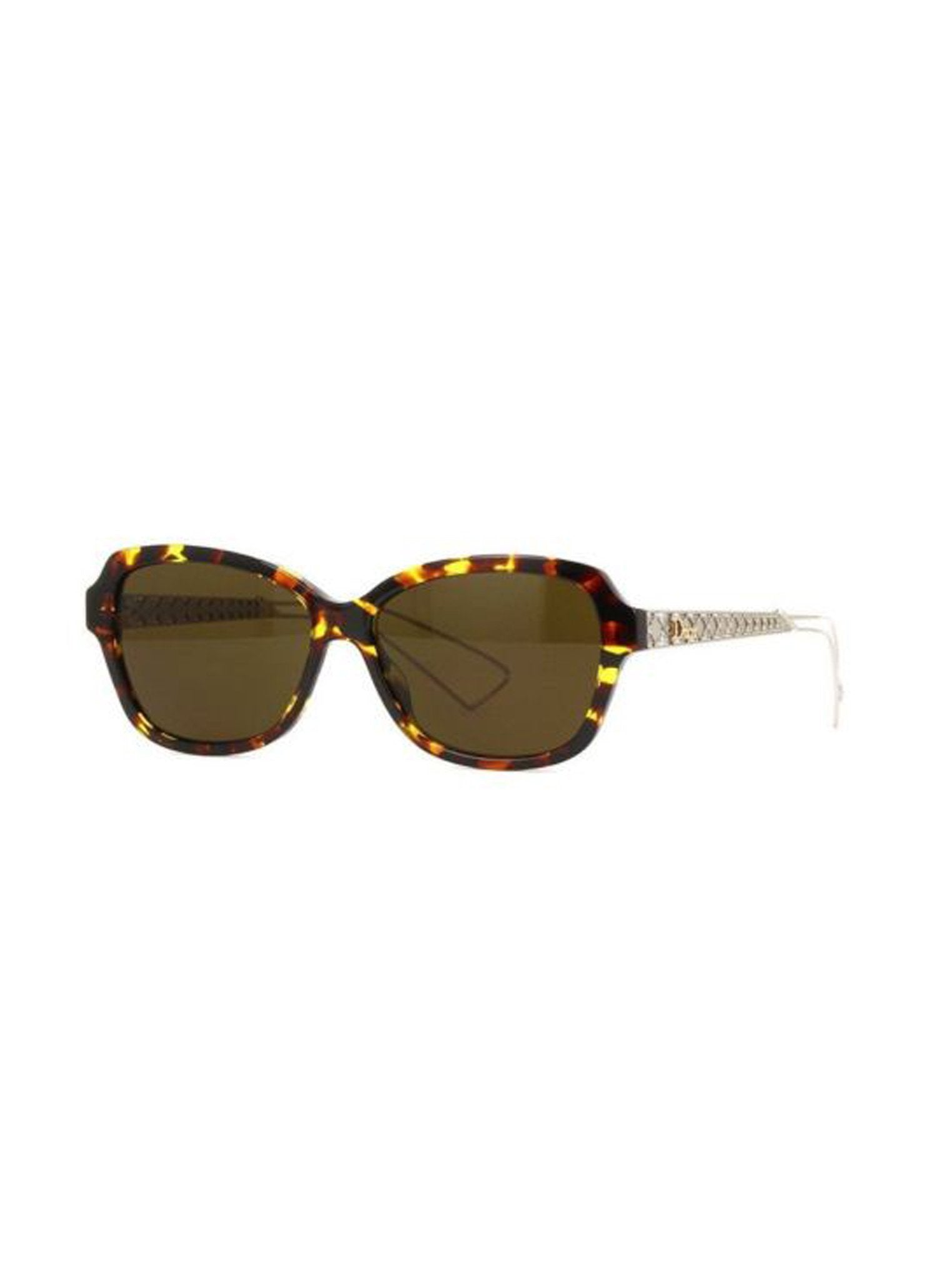7a9d4a0d4671b Dior - Ama5N Wayfarer Sunglasses - Dark Havana   Brown - ForwardModa