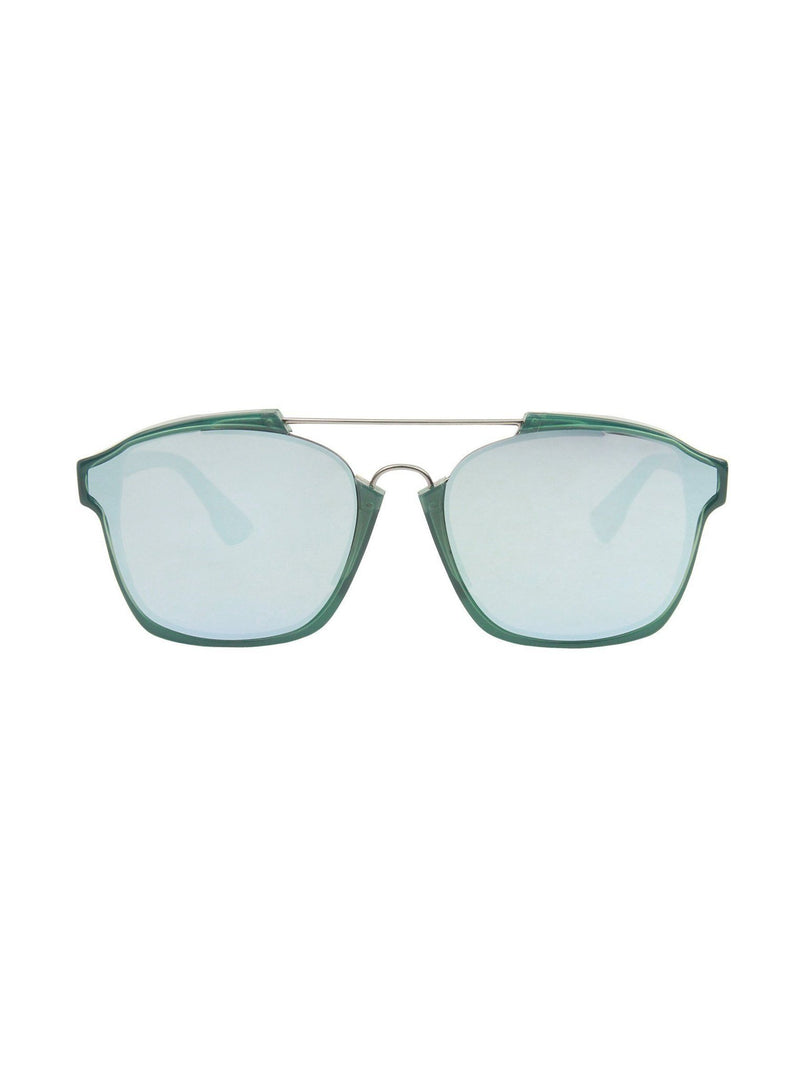 0964937522043 Dior - Abract Abstract Sunglasses - Opal Green   Light Blue - ForwardModa